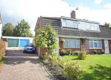 Thumbnail 4 bed semi-detached house for sale in Mayfair Close, Dudley