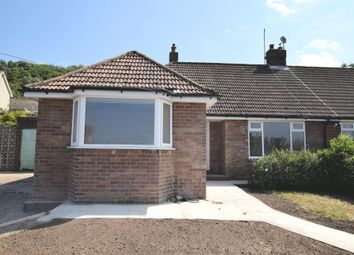 Thumbnail 2 bed semi-detached bungalow for sale in The Garlands, Scarborough, North Yorkshire