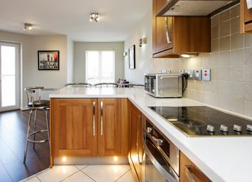 Thumbnail 4 bed flat to rent in Hassell Street, Newcastle Under Lyme