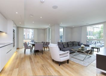 Thumbnail 3 bed flat to rent in The Courthouse, 70 Horseferry Road, London
