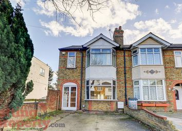 Thumbnail 3 bed end terrace house to rent in Essex Road, Romford