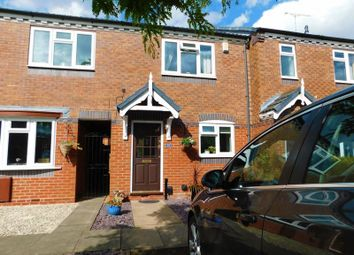 Thumbnail 2 bed terraced house for sale in Carson Way, Castlefields, Stafford.