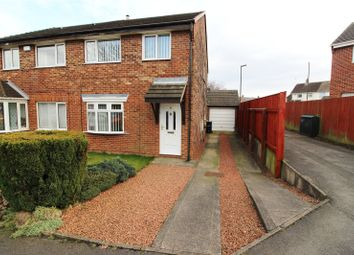 Thumbnail 3 bed semi-detached house for sale in Muirfield Drive, Usworth, Washington, Washington, Tyne And Wear