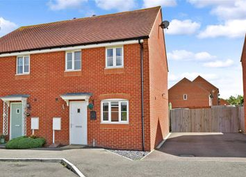 Thumbnail 3 bedroom semi-detached house for sale in Aspen Drive, Minster On Sea, Sheerness, Kent