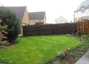Thumbnail 4 bed detached house for sale in Clement Drive, Peterborough