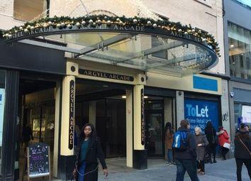 Retail premises to let in 98 Argyle Street, Glasgow G2