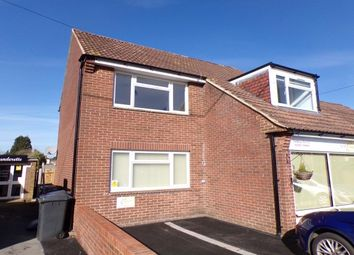 Thumbnail 2 bed flat to rent in Rownhams Road, North Baddesley, Southampton