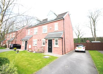 Thumbnail 4 bed semi-detached house for sale in Earle Avenue, Huyton, Liverpool, Merseyside
