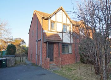 Thumbnail 3 bed semi-detached house for sale in Hadleigh Court, Coxhoe, Durham
