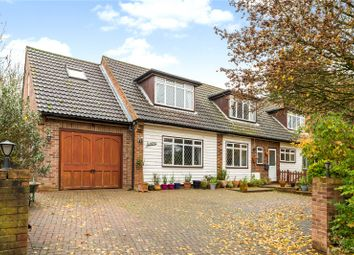 Thumbnail 4 bed detached house for sale in Chapel Lane, Little Hadham, Ware, Hertfordshire