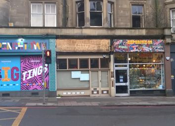 Thumbnail Retail premises to let in Home Street, Edinburgh