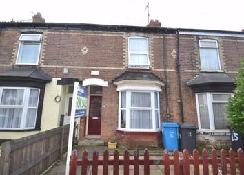 Thumbnail 2 bed terraced house to rent in Astley Street, Hull