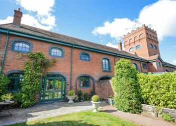 Thumbnail 4 bedroom town house for sale in Brickendon Lane, Brickendon, Hertford