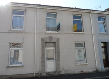 Thumbnail 3 bedroom terraced house to rent in Brynmor Road, Llanelli