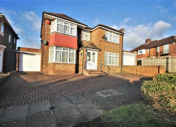 Thumbnail 4 bed detached house for sale in Blackwell Gardens, Edgware