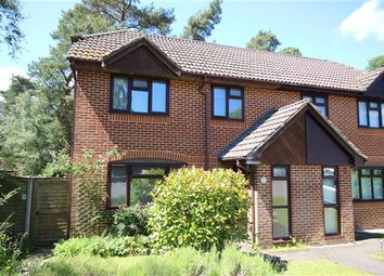 Thumbnail 2 bed property to rent in Bramley Walk, Whitehill, Bordon