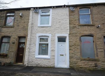 Thumbnail 2 bed terraced house for sale in Cronkshaw Street, Burnley