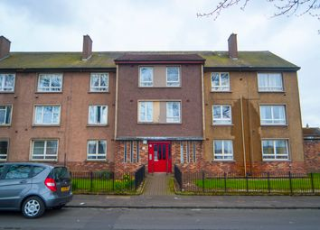 Thumbnail 2 bed flat for sale in Glasgow Road, Camelon