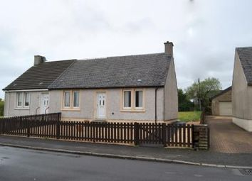 Thumbnail 1 bed semi-detached bungalow for sale in Kelvin Drive, Shotts