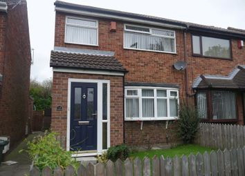 Thumbnail 3 bedroom semi-detached house for sale in Renfrew Green, Blakelaw, Newcastle Upon Tyne