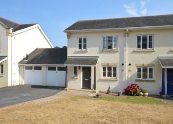 Thumbnail 3 bed link-detached house to rent in Teign Court, Bishopsteignton, Teignmouth