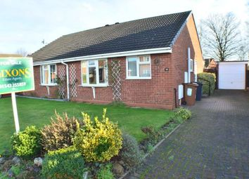 Thumbnail 2 bed bungalow for sale in Netherbridge Avenue, Lichfield, Staffordshire