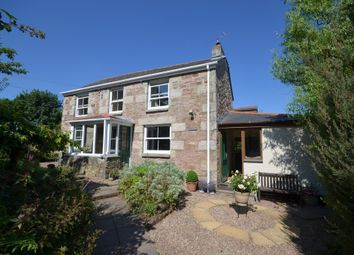 Thumbnail 3 bed detached house for sale in Little Carharrack, Carharrack, Redruth