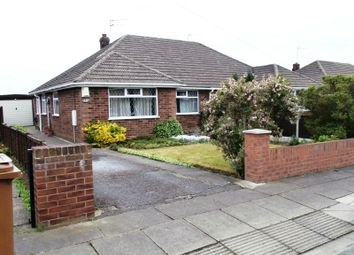 Thumbnail 2 bedroom semi-detached bungalow to rent in Kensington Place, Scartho, Grimsby