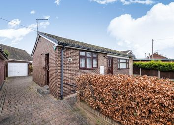 Thumbnail 2 bedroom bungalow to rent in Northfield Drive, Woodsetts, Worksop