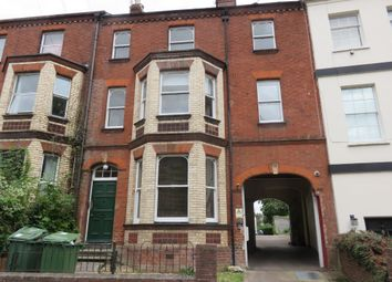 Thumbnail 2 bed flat to rent in Pennsylvania Road, Exeter