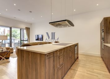 Thumbnail 3 bed flat to rent in Lexington Place, Finchley Road, Golders Green
