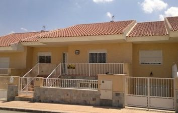 Thumbnail 3 bed town house for sale in 30320 Fuente Álamo, Murcia, Spain