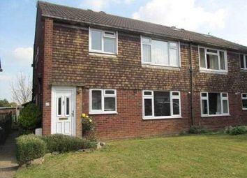 Thumbnail 2 bed maisonette to rent in Linden Lea, Leavesden, Watford