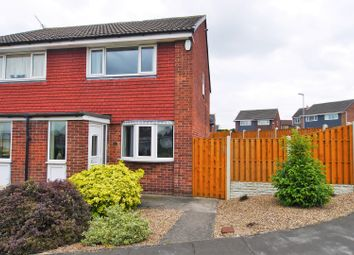 Thumbnail 2 bed semi-detached house for sale in Chapelfield Mount, Rotherham