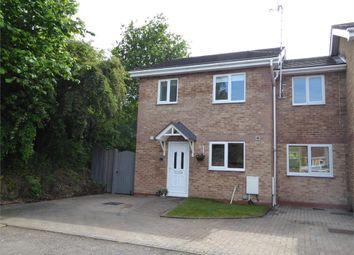Thumbnail 3 bed semi-detached house for sale in The Headland, Thornwell, Chepstow