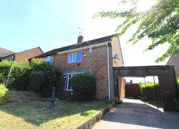 Thumbnail 3 bed semi-detached house for sale in Rose Ash Lane, Bestwood Park, Nottingham