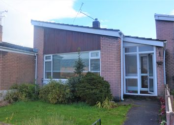 Thumbnail 2 bed terraced bungalow for sale in Pen-Y-Maes Road, Holywell