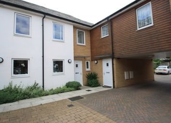 Thumbnail 2 bed terraced house to rent in Saxton Close, Grays