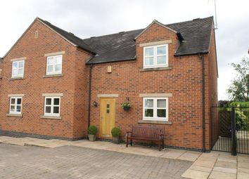 Thumbnail 4 bed detached house for sale in Manor Court, South Wingfield, Alfreton, Derbyshire