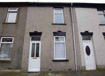 Thumbnail 3 bed terraced house for sale in Buccleuch Street, Barrow In Furness, Cumbria