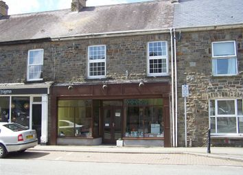 Thumbnail Retail premises for sale in St. John Street, Whitland, Carmarthenshire