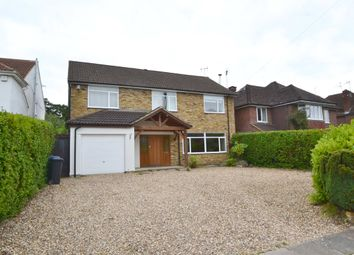 Thumbnail 4 bed detached house to rent in Cassiobury Drive, Watford