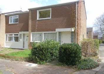 Thumbnail 2 bed end terrace house to rent in Carmarthen Close, Farnborough