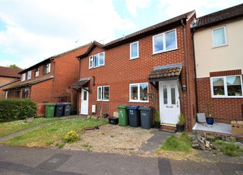 Thumbnail 2 bed terraced house for sale in The Teasels, Warminster
