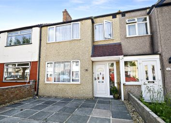 Thumbnail 3 bed terraced house for sale in Rosemead Avenue, Mitcham