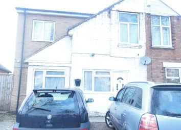 Thumbnail 1 bed semi-detached house to rent in Abbey Lane, Leicester