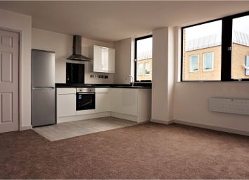 Thumbnail 2 bed flat for sale in New Priestgate, Peterborough