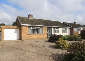 Thumbnail 3 bed detached bungalow for sale in Manby Road, Downham Market