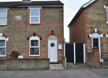 Thumbnail 2 bed semi-detached house to rent in Granville Road, Colchester