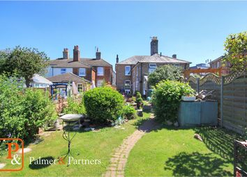Thumbnail Semi-detached house for sale in Melford Road, Sudbury
